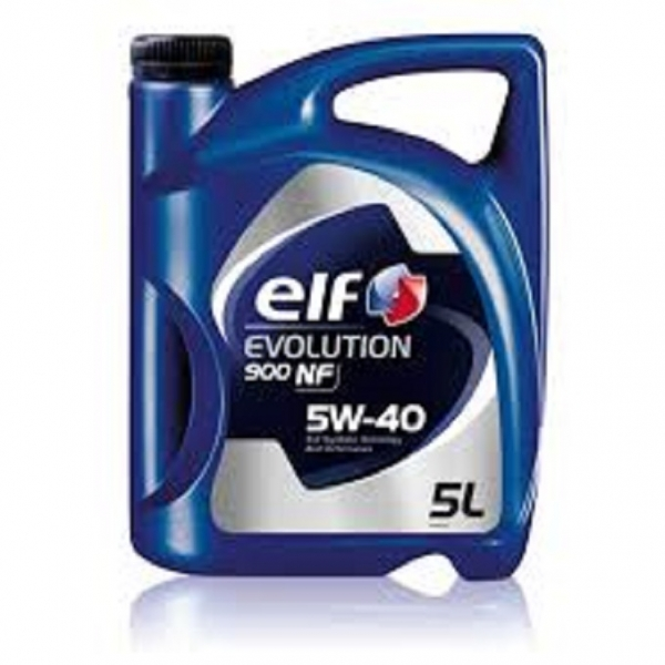 ELF 5w40