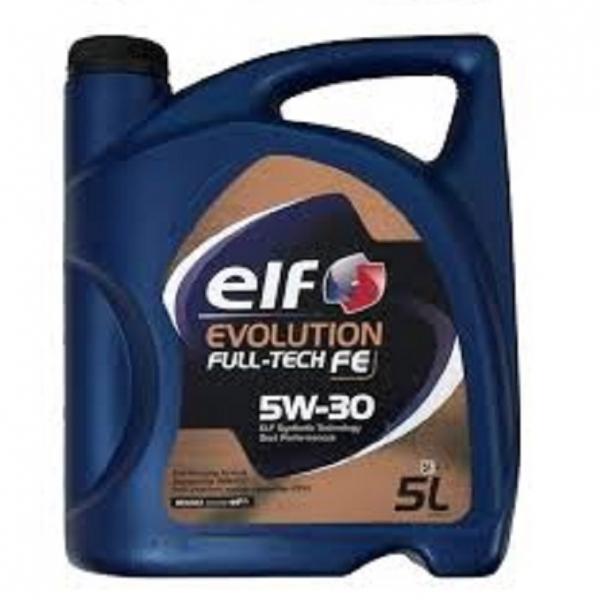 ELF 5w30